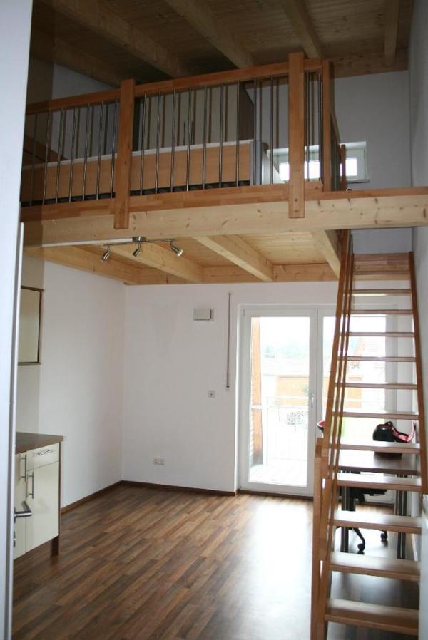 1 Zi Wohnung mit kleiner Galerie in 94244 Teisnach, nähe ...