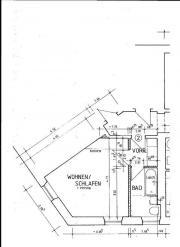 1-Zimmer Appartment