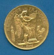 100 Francs 1908