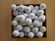 100 Golfbälle, Golfball,