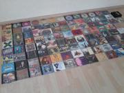 Gebraucht, 117 CDs, CD Sammlung, CD, CDs, Musik CD, Audio CD, Compact Disc, Hörbuch, Dieter Bohlen, Stevie B. gebraucht kaufen  Wiesloch
