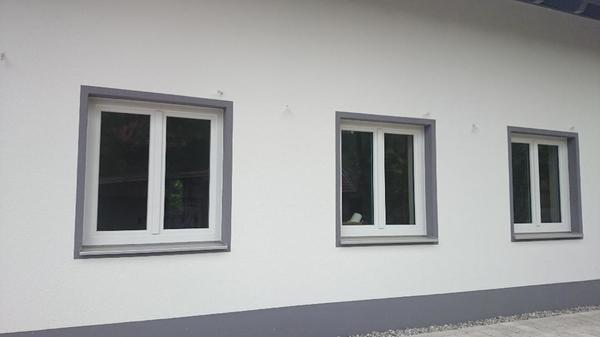 15 kunststoff fenster neu wei 3 fach verglast energiesparfenster in eppishausen fenster. Black Bedroom Furniture Sets. Home Design Ideas