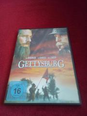 1DVD-FILM - GETTYSBURG -