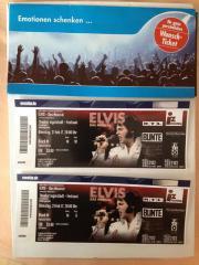 2 Eintrittskarten -