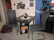 2 Stühle anthrazit