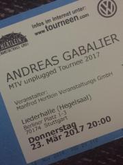 2 Tickets Gabalier