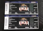 2 Tickets U2