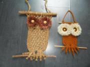 2 Wandbehange Sisal