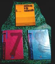 23 Schulbücher