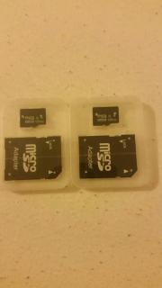 2x 128 GB