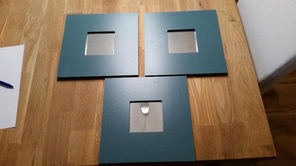 3 ikea malma spiegel zusammen 5 euro in karlsruhe. Black Bedroom Furniture Sets. Home Design Ideas