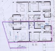 3- Zimmer Erdgeschosswohnung (