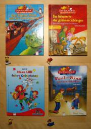 4 Bücher für