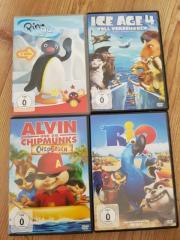 4 CD kinderfilm