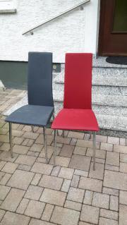 4 Eßtisch-Stühle -
