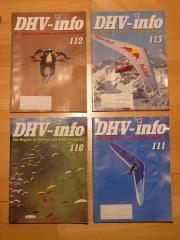 4Stück DHV Info