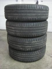 4x Michelin Sommerreifen