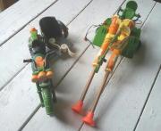 5 turtlefiguren original
