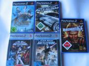 5 x Playstation