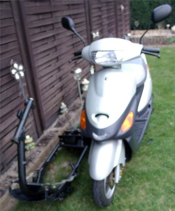 50 Ccm 4 Sonstige Motorroller