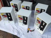6 Münzautomaten Holtkamp
