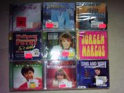 9 Musik-CDs