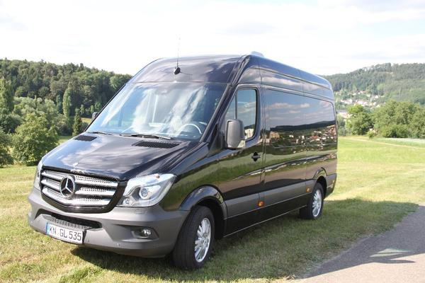 9 sitzer sprinter zu mieten in stockach kleinbusse transporter kaufen und verkaufen ber. Black Bedroom Furniture Sets. Home Design Ideas
