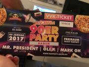 90 er Party