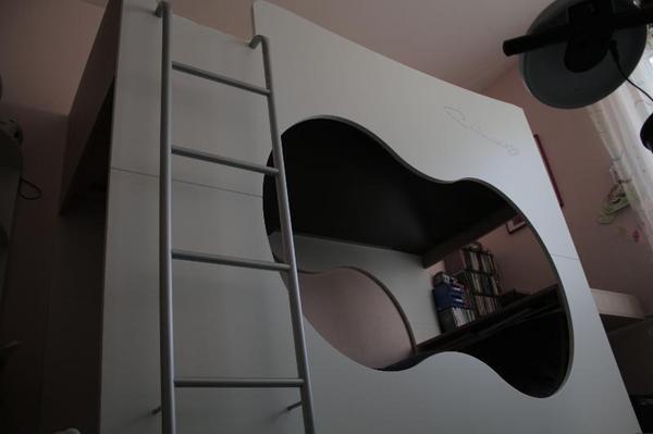 abenteuer hochbett beat coolcooning von r hr mit. Black Bedroom Furniture Sets. Home Design Ideas