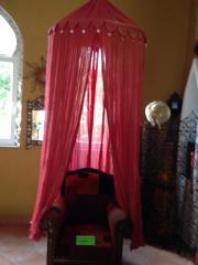 baldachin betthimmel haushalt m bel gebraucht und neu kaufen. Black Bedroom Furniture Sets. Home Design Ideas