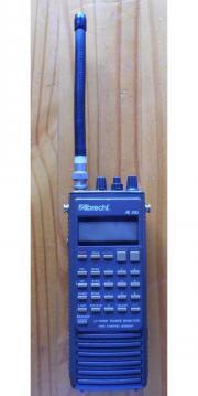 AE400 Albrecht Handscanner