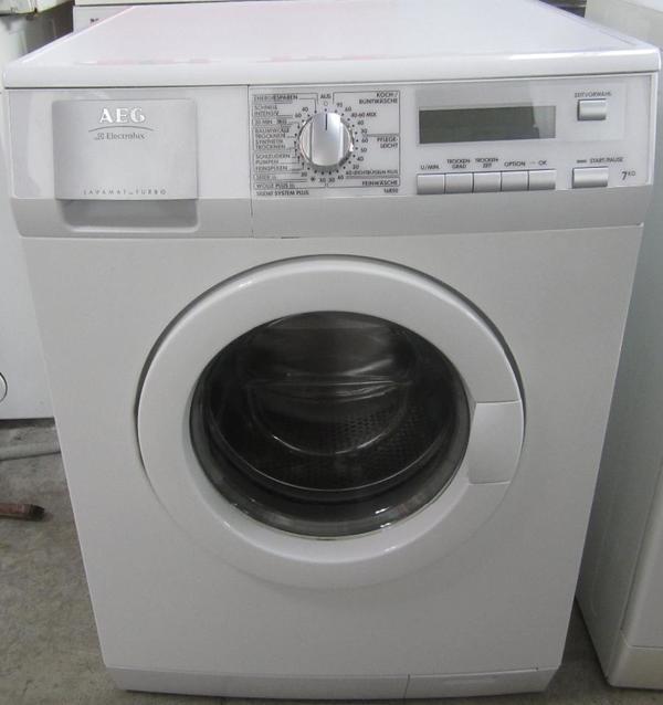 aeg electrolux lavamat turbo 16850 kostenlose lieferung. Black Bedroom Furniture Sets. Home Design Ideas