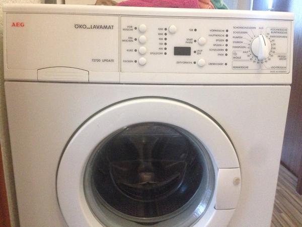 funktionierende waschmaschine neu und gebraucht kaufen. Black Bedroom Furniture Sets. Home Design Ideas