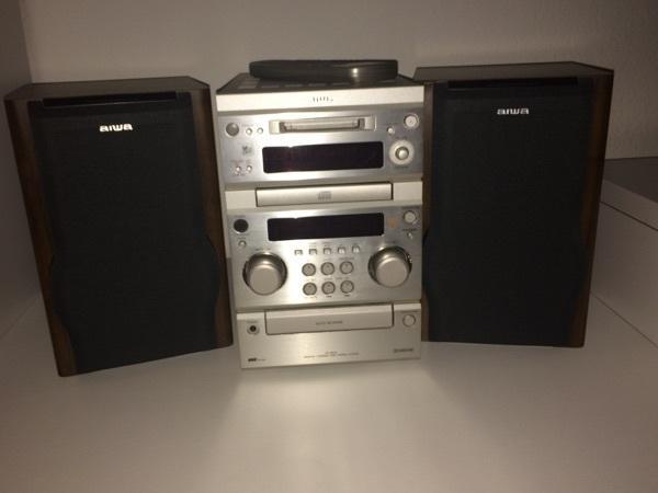 stereoanlage boxen kaufen gebraucht und g nstig. Black Bedroom Furniture Sets. Home Design Ideas
