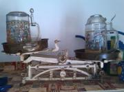 Alte Küchenwaagen