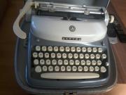 Alte Schreibmaschine ALPINE