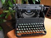 Alte Schreibmaschine ORGA