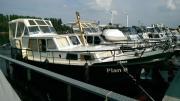 Altena Stahl-Motorboot,