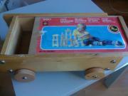 Alter SISO Holzwagen