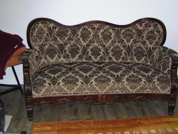 sofa antik neu und gebraucht kaufen bei. Black Bedroom Furniture Sets. Home Design Ideas