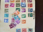 Altes Briefmarken-Album