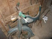 altes Herkules Moped