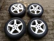 Alu-Winterräder Mercedes