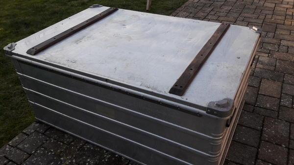 alubox gebraucht kaufen nur 3 st bis 70 g nstiger. Black Bedroom Furniture Sets. Home Design Ideas