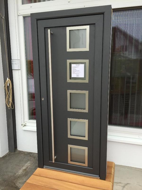 aluminium haust re rc2 gepr ft db703 in kirchheim t ren zargen tore alarmanlagen kaufen und. Black Bedroom Furniture Sets. Home Design Ideas
