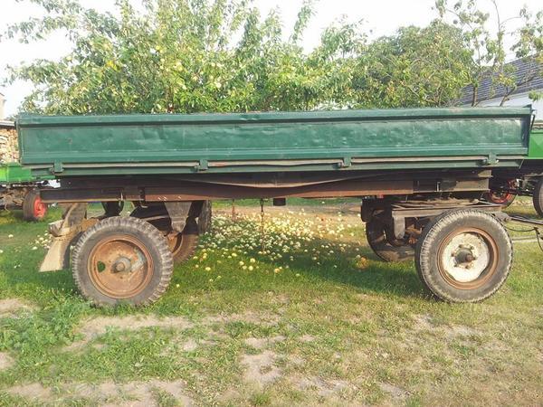 anh nger traktoranh nger kipper 5 tonner in d bra traktoren landwirtschaftliche fahrzeuge. Black Bedroom Furniture Sets. Home Design Ideas