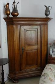 Eckschrank antik sammlungen seltenes g nstig kaufen for Esszimmer offenbach