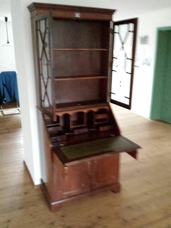 mahagoni antik kaufen gebraucht und g nstig. Black Bedroom Furniture Sets. Home Design Ideas