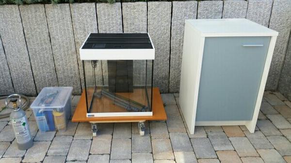 Aquarium filterbecken neu und gebraucht kaufen bei for Aquarium gebraucht