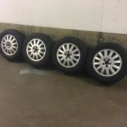 Audi Winterkompletträder ALU